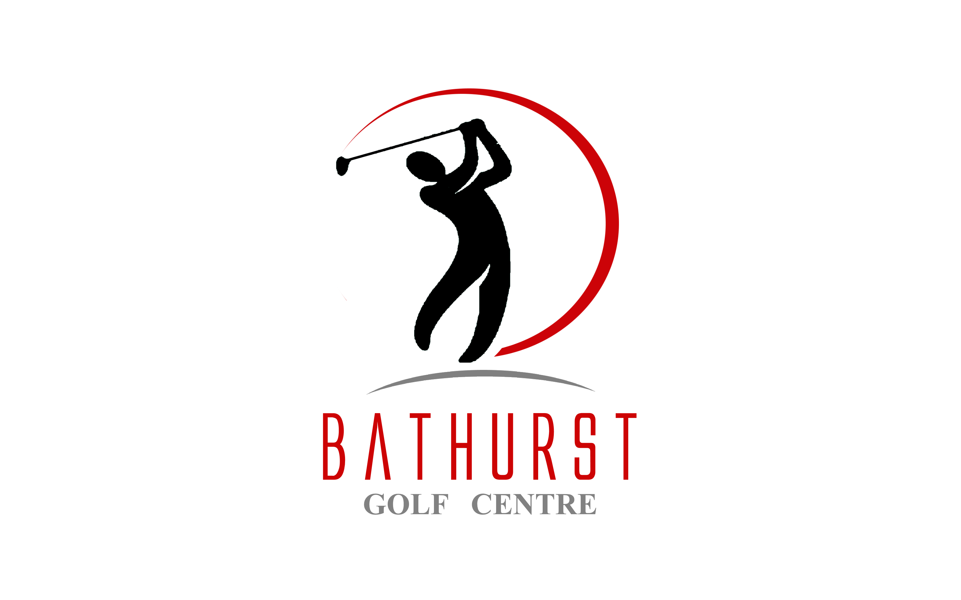 Logo Design by Roberto Bassi - Entry No. 70 in the Logo Design Contest Inspiring Logo Design for Bathurst Golf Centre.