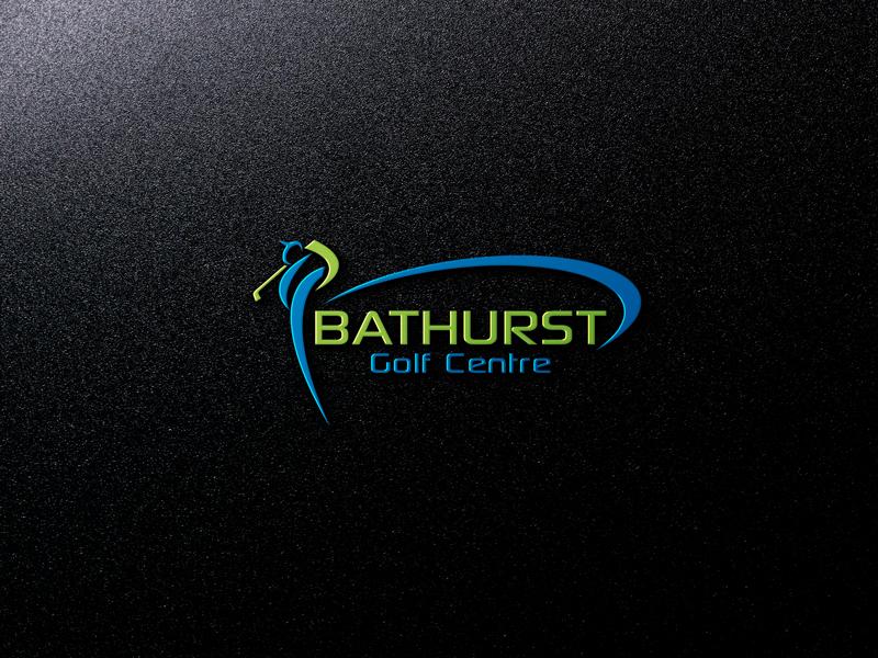 Logo Design by Mohammad azad Hossain - Entry No. 87 in the Logo Design Contest Inspiring Logo Design for Bathurst Golf Centre.