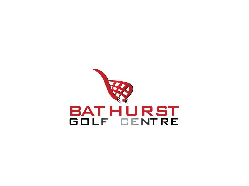 Logo Design by Private User - Entry No. 88 in the Logo Design Contest Inspiring Logo Design for Bathurst Golf Centre.