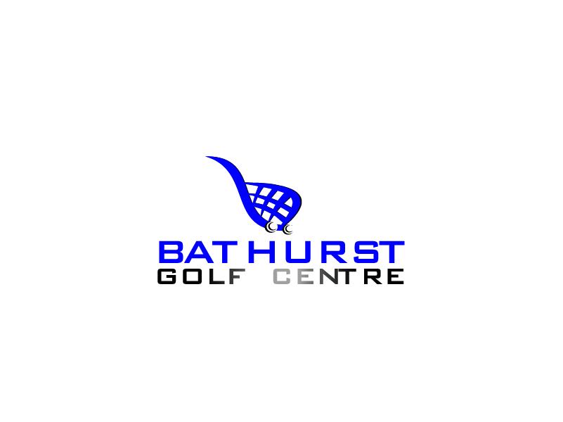 Logo Design by Private User - Entry No. 89 in the Logo Design Contest Inspiring Logo Design for Bathurst Golf Centre.