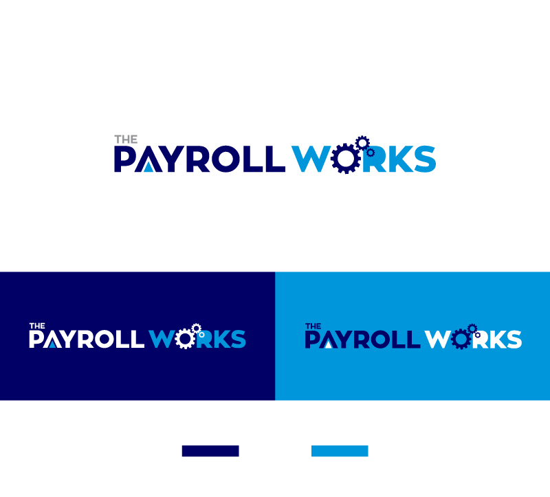 Logo Design by Tauhid Shaikh - Entry No. 119 in the Logo Design Contest Captivating Logo Design for The Payroll Works.