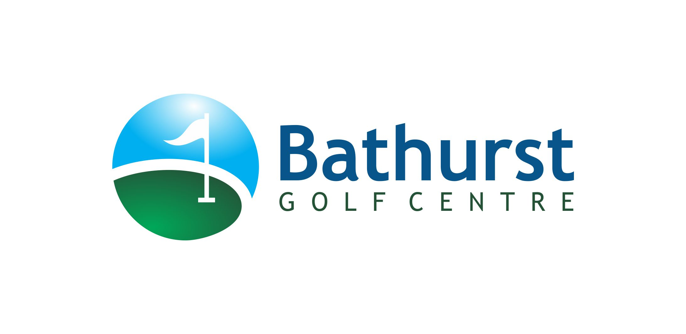 Logo Design by Amit Kaushik - Entry No. 92 in the Logo Design Contest Inspiring Logo Design for Bathurst Golf Centre.