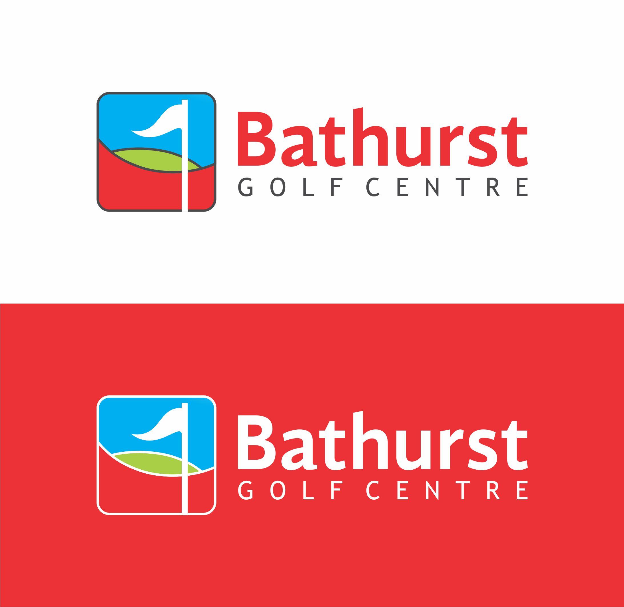 Logo Design by Amit Kaushik - Entry No. 93 in the Logo Design Contest Inspiring Logo Design for Bathurst Golf Centre.