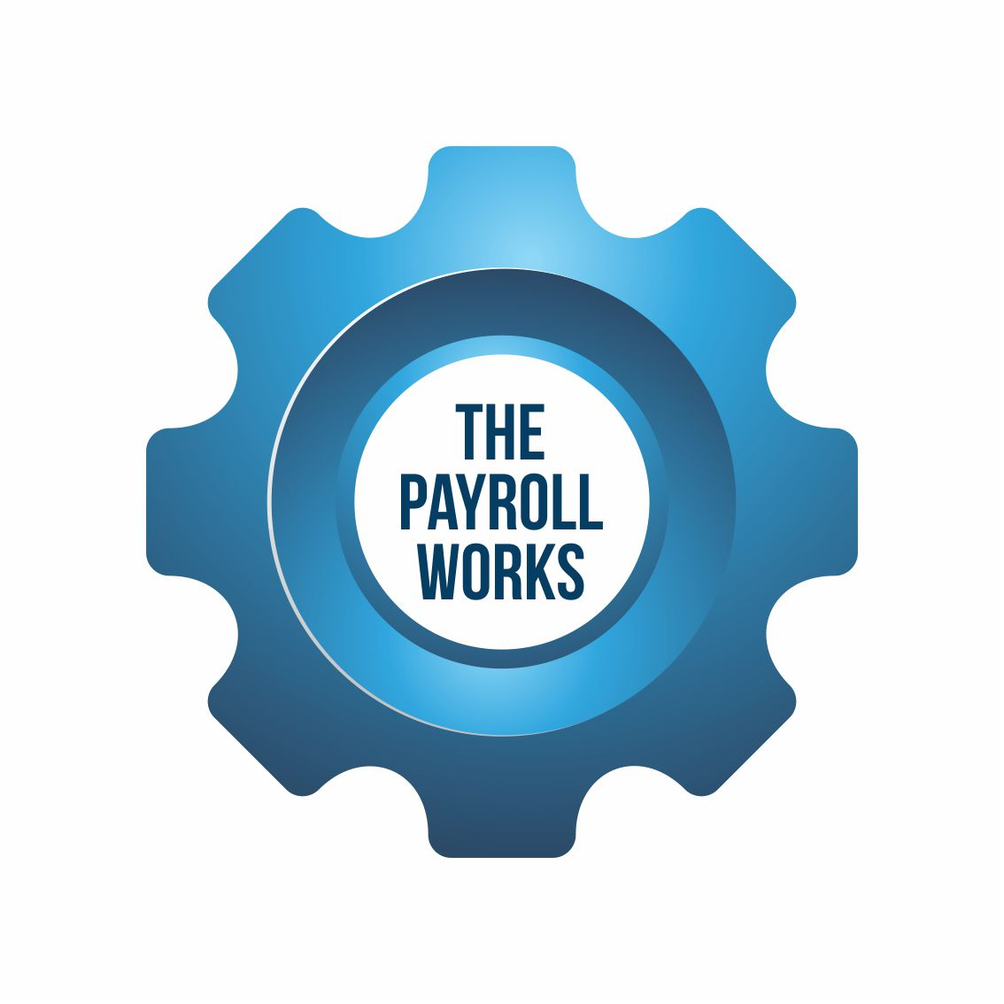 Logo Design by RasYa Muhammad Athaya - Entry No. 124 in the Logo Design Contest Captivating Logo Design for The Payroll Works.