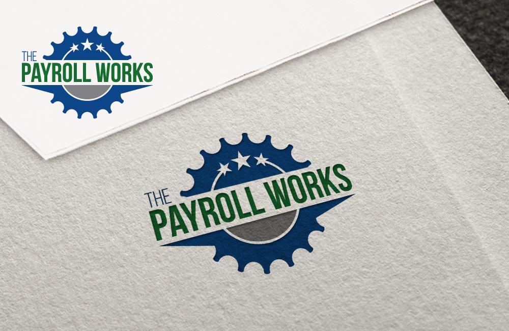 Logo Design by JerukKeprok - Entry No. 132 in the Logo Design Contest Captivating Logo Design for The Payroll Works.
