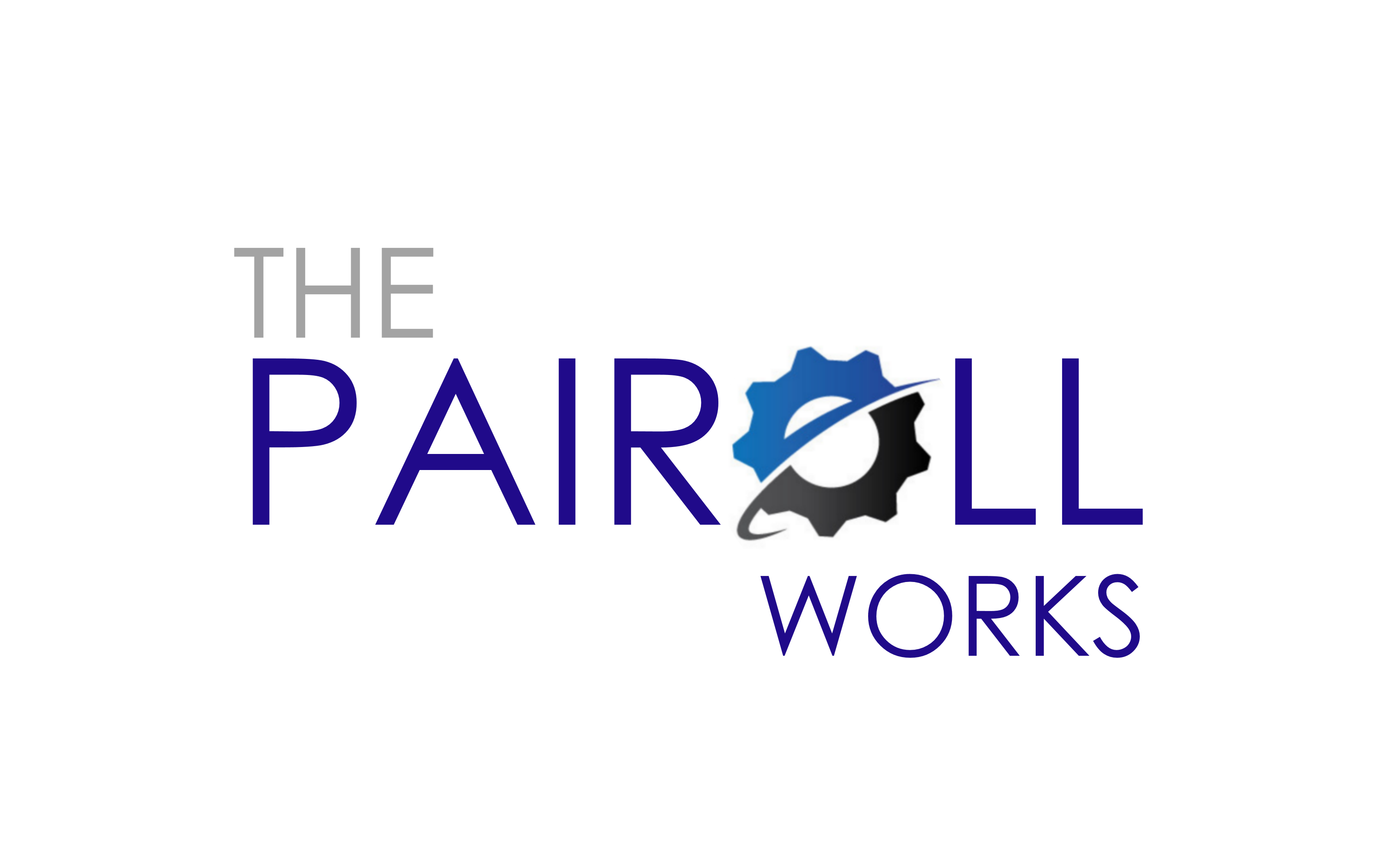 Logo Design by Roberto Bassi - Entry No. 134 in the Logo Design Contest Captivating Logo Design for The Payroll Works.