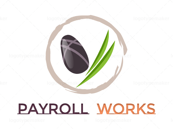 Logo Design by Md Imam Hossain - Entry No. 143 in the Logo Design Contest Captivating Logo Design for The Payroll Works.
