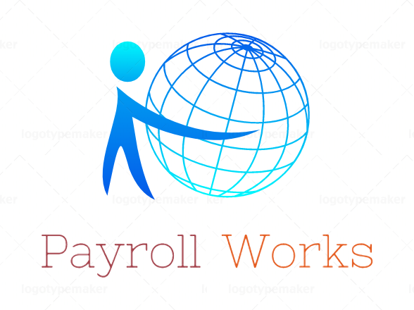 Logo Design by Md Imam Hossain - Entry No. 144 in the Logo Design Contest Captivating Logo Design for The Payroll Works.