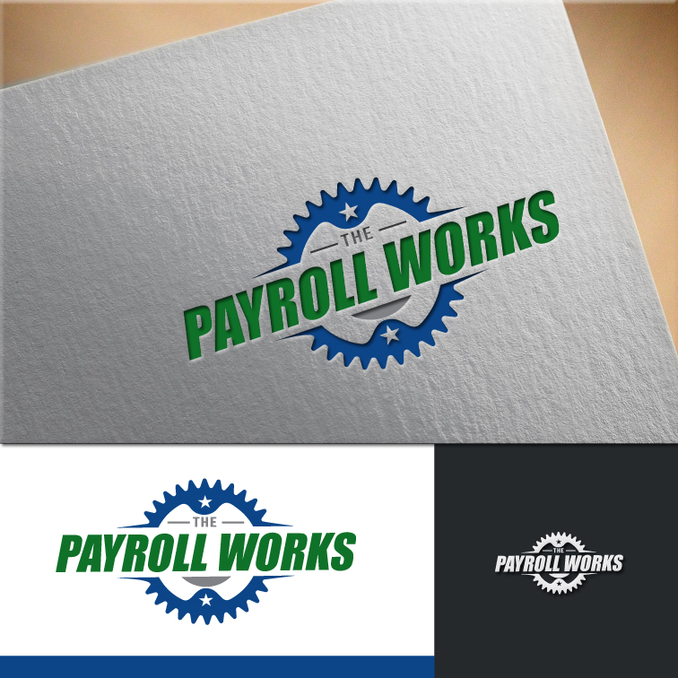 Logo Design by RasYa Muhammad Athaya - Entry No. 149 in the Logo Design Contest Captivating Logo Design for The Payroll Works.