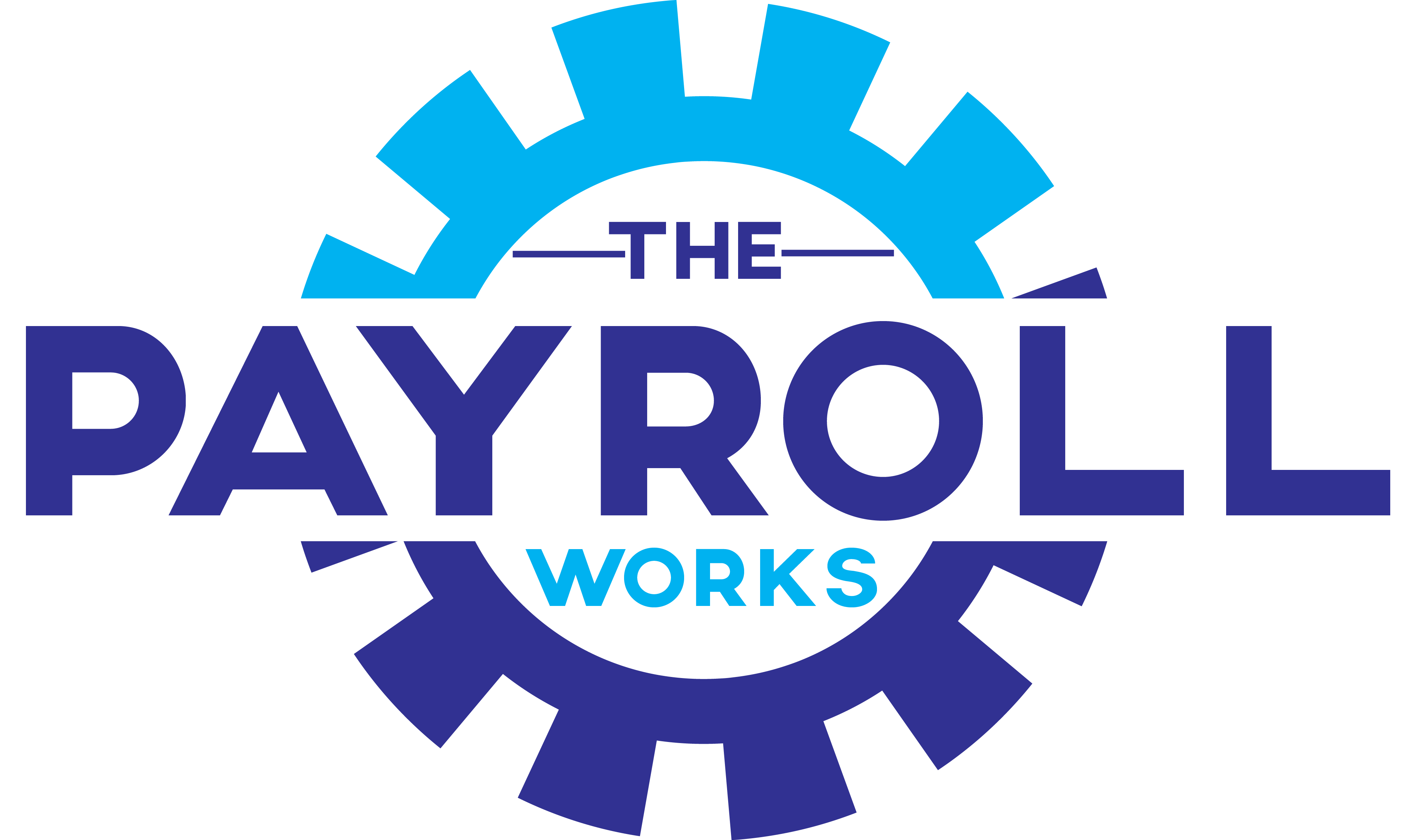 Logo Design by Ayrin Akter - Entry No. 156 in the Logo Design Contest Captivating Logo Design for The Payroll Works.