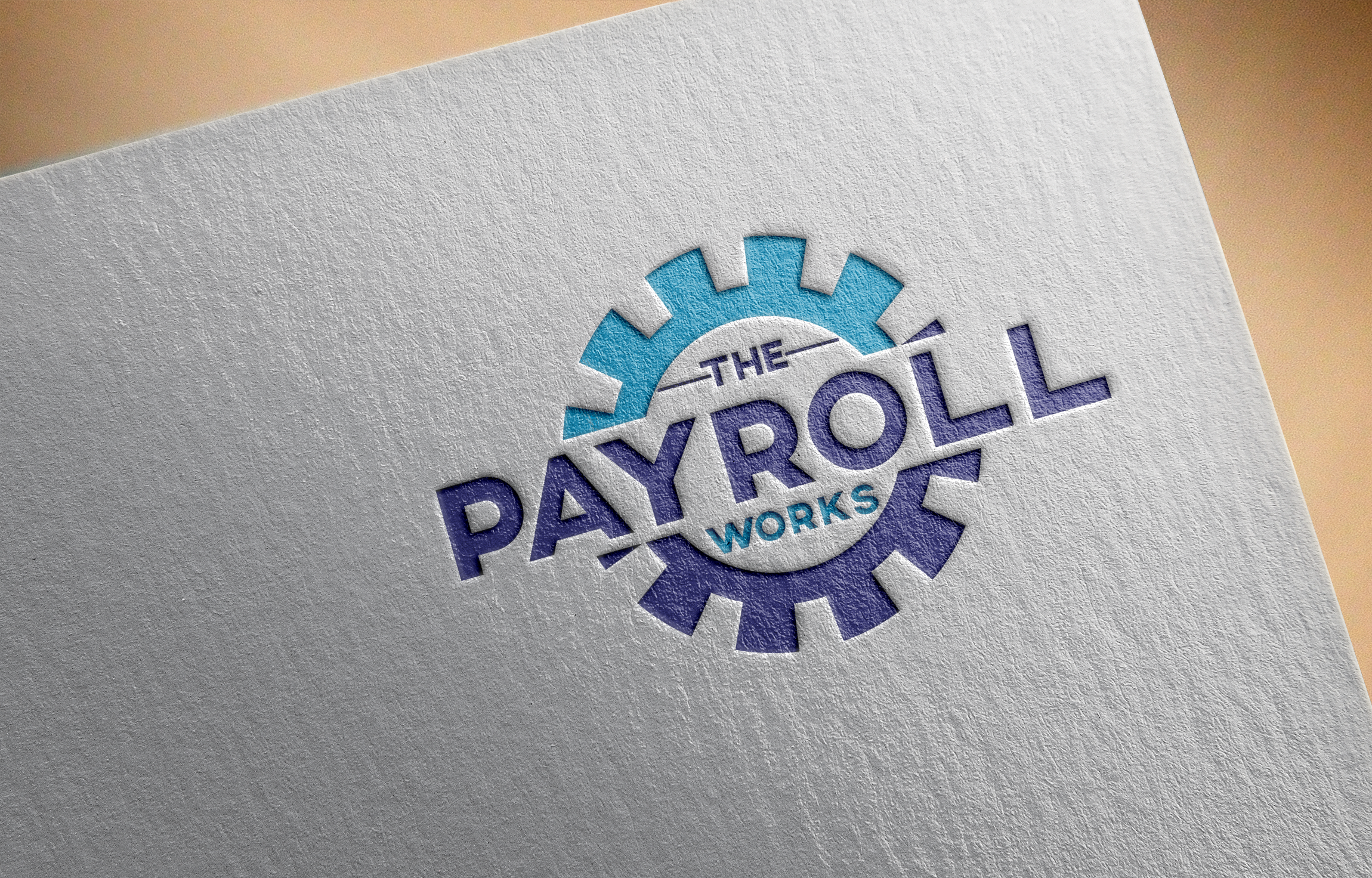 Logo Design by Ayrin Akter - Entry No. 157 in the Logo Design Contest Captivating Logo Design for The Payroll Works.