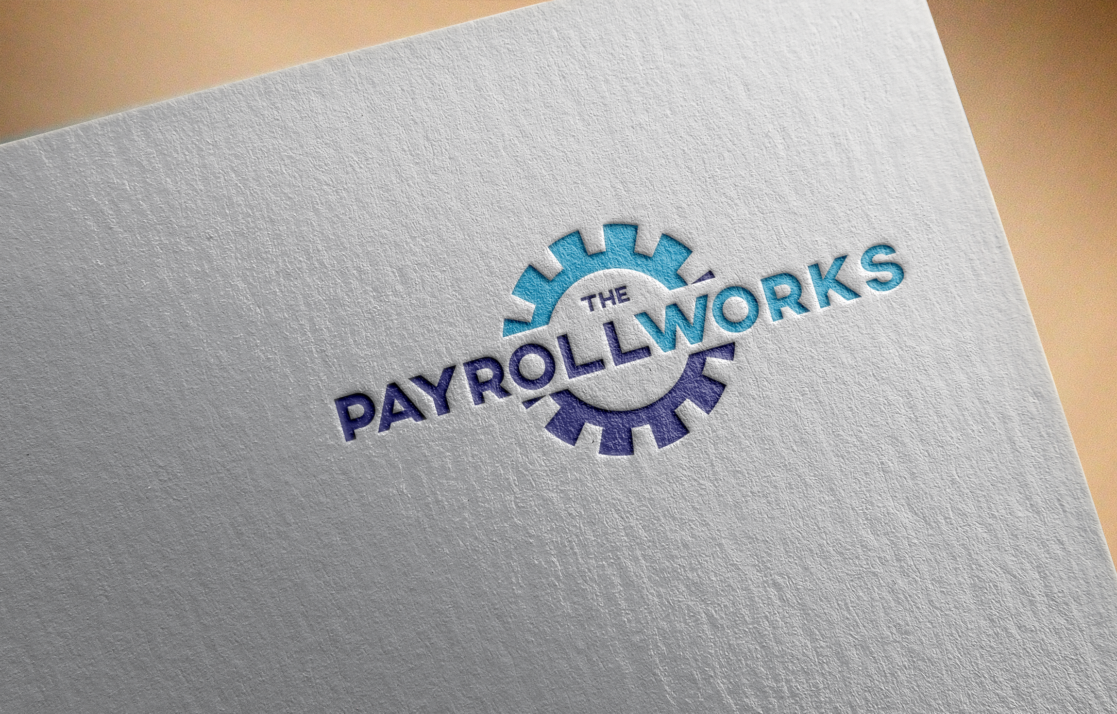 Logo Design by Ayrin Akter - Entry No. 158 in the Logo Design Contest Captivating Logo Design for The Payroll Works.