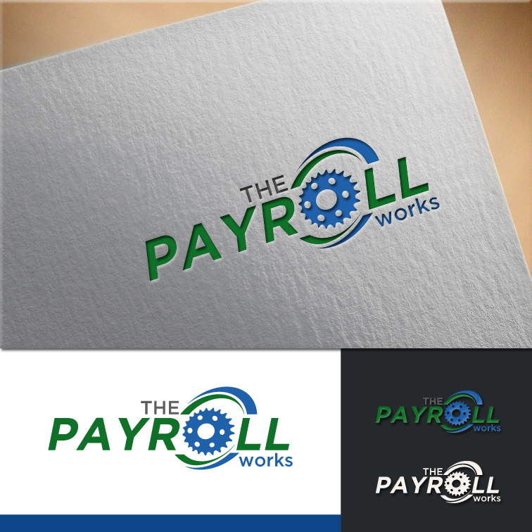 Logo Design by RasYa Muhammad Athaya - Entry No. 162 in the Logo Design Contest Captivating Logo Design for The Payroll Works.