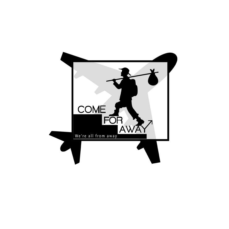 Logo Design by YANUAR ANTABUA - Entry No. 32 in the Logo Design Contest Artistic Logo Design for Come From Away Clothing Company.
