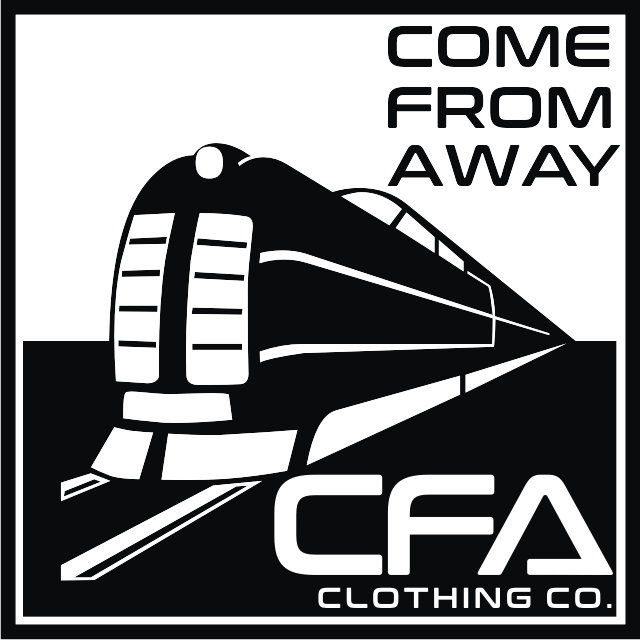 Logo Design by Yuda Hermawan - Entry No. 49 in the Logo Design Contest Artistic Logo Design for Come From Away Clothing Company.