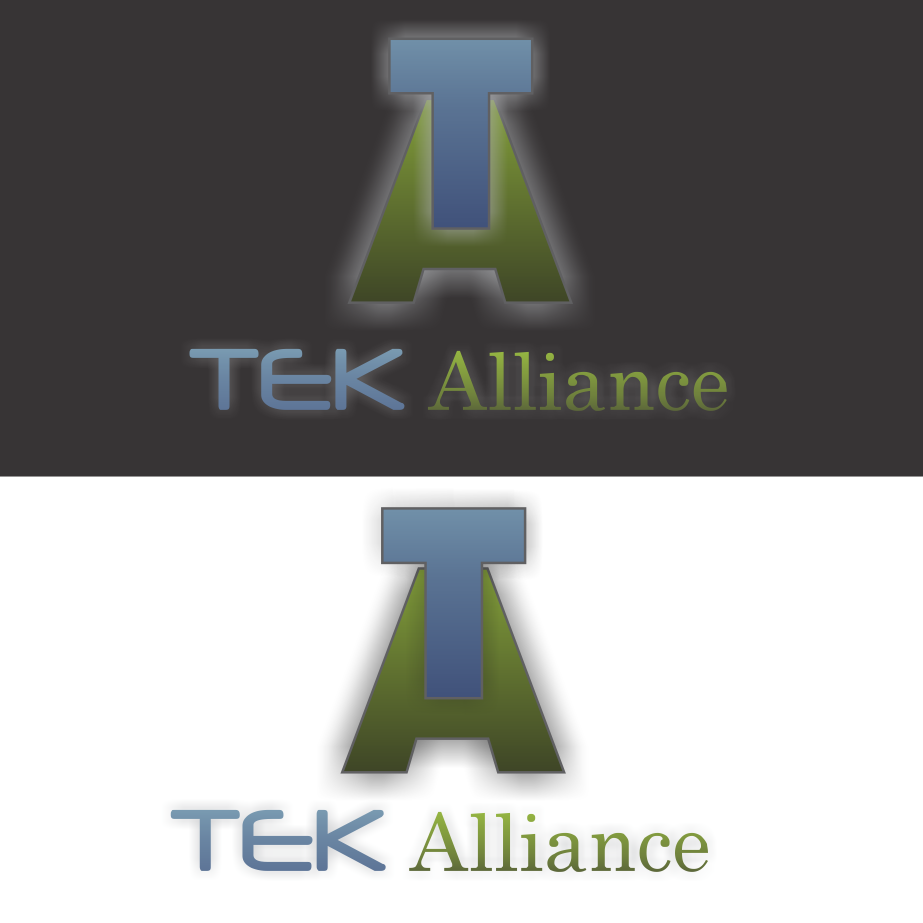 Logo Design by robbiemack - Entry No. 37 in the Logo Design Contest TEK Alliance.