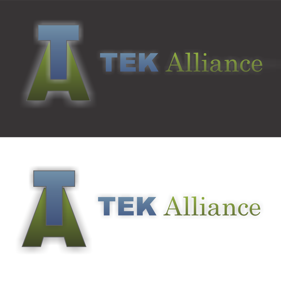 Logo Design by robbiemack - Entry No. 38 in the Logo Design Contest TEK Alliance.