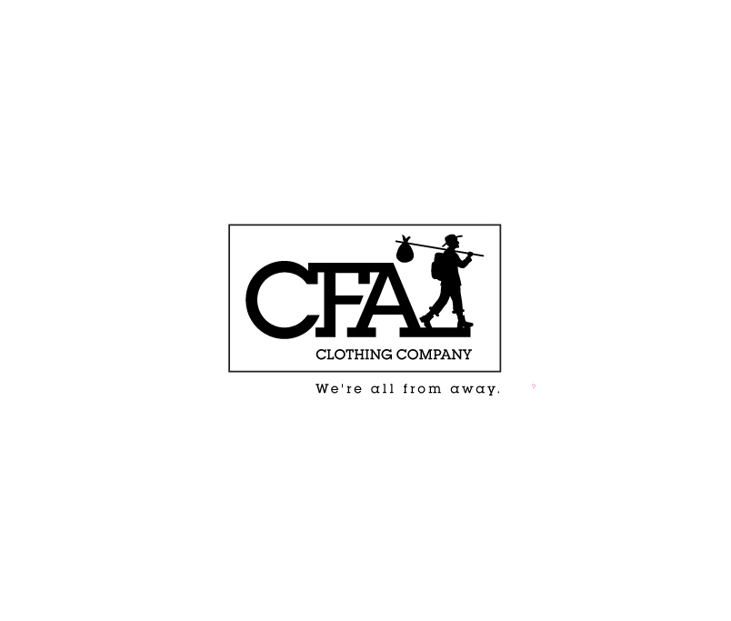 Logo Design by Tauhid Shaikh - Entry No. 113 in the Logo Design Contest Artistic Logo Design for Come From Away Clothing Company.