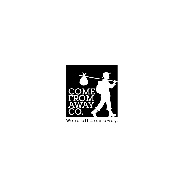 Logo Design by Tauhid Shaikh - Entry No. 116 in the Logo Design Contest Artistic Logo Design for Come From Away Clothing Company.