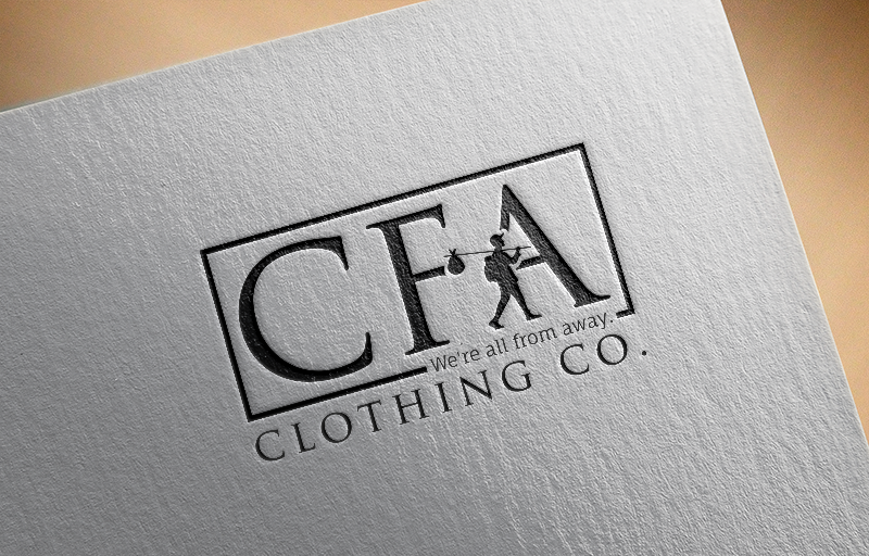 Logo Design by Private User - Entry No. 176 in the Logo Design Contest Artistic Logo Design for Come From Away Clothing Company.
