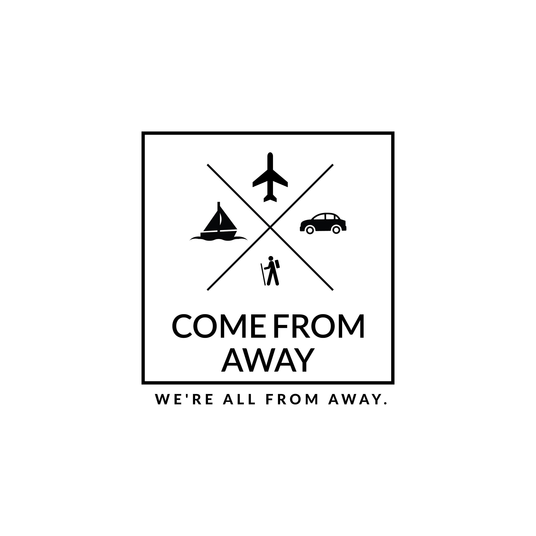 Logo Design by Aleksandar Stankov - Entry No. 187 in the Logo Design Contest Artistic Logo Design for Come From Away Clothing Company.