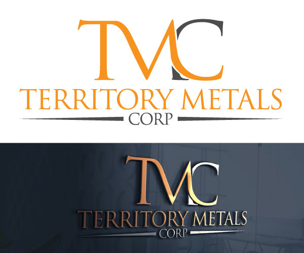 Logo Design by designboss - Entry No. 14 in the Logo Design Contest Unique Logo Design Wanted for Territory Metals Corp..