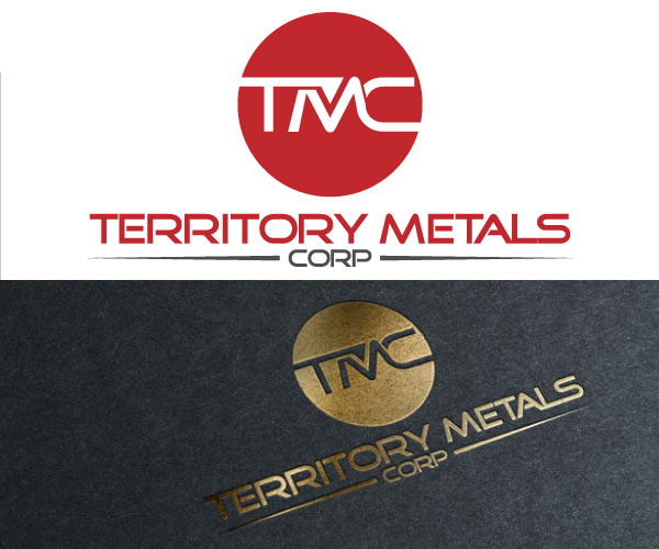 Logo Design by designboss - Entry No. 16 in the Logo Design Contest Unique Logo Design Wanted for Territory Metals Corp..