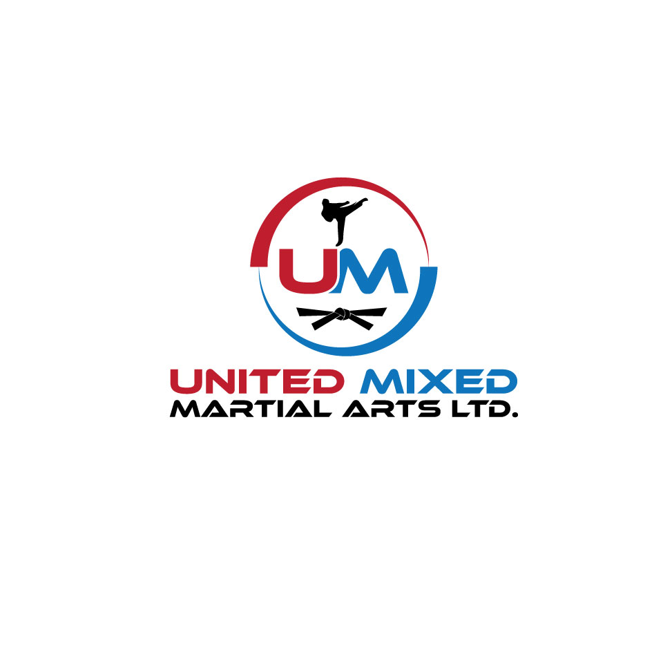 Logo Design by Private User - Entry No. 12 in the Logo Design Contest Artistic Logo Design for United Mixed Martial Arts Ltd..