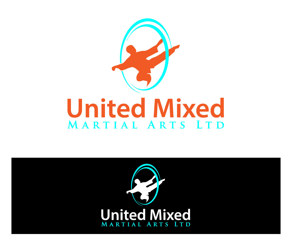 Logo Design by Md nayeem Khan - Entry No. 16 in the Logo Design Contest Artistic Logo Design for United Mixed Martial Arts Ltd..