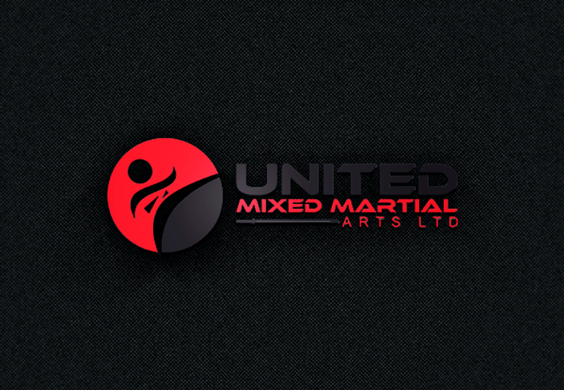 Logo Design by Ahmed Murad - Entry No. 21 in the Logo Design Contest Artistic Logo Design for United Mixed Martial Arts Ltd..