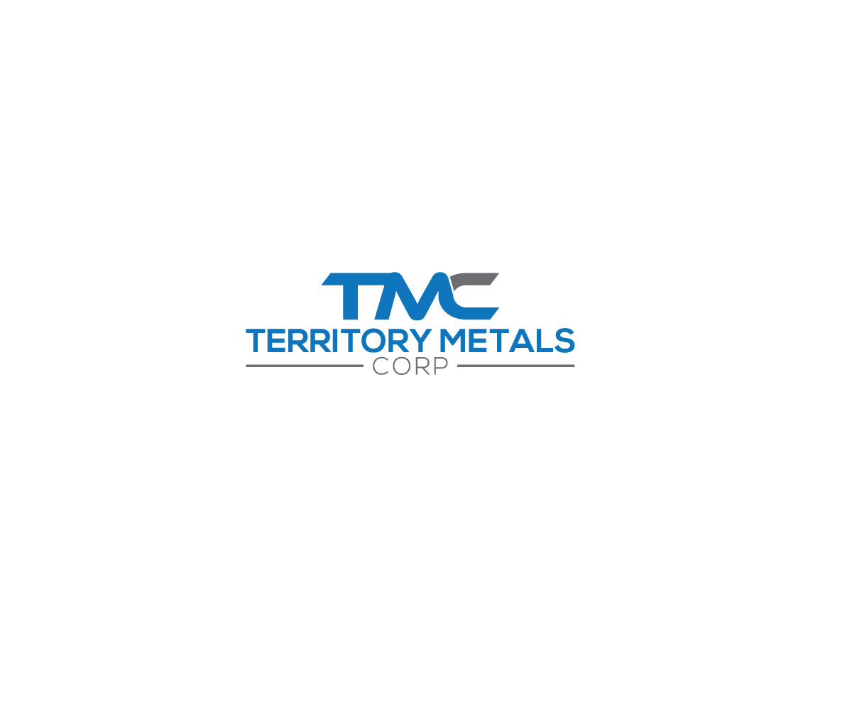 Logo Design by Mdkausar Hossain - Entry No. 26 in the Logo Design Contest Unique Logo Design Wanted for Territory Metals Corp..