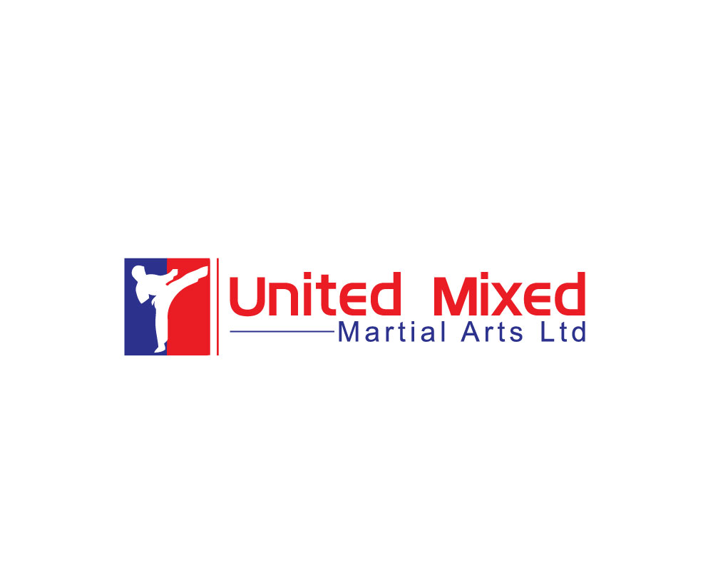 Logo Design by One Touch - Entry No. 23 in the Logo Design Contest Artistic Logo Design for United Mixed Martial Arts Ltd..