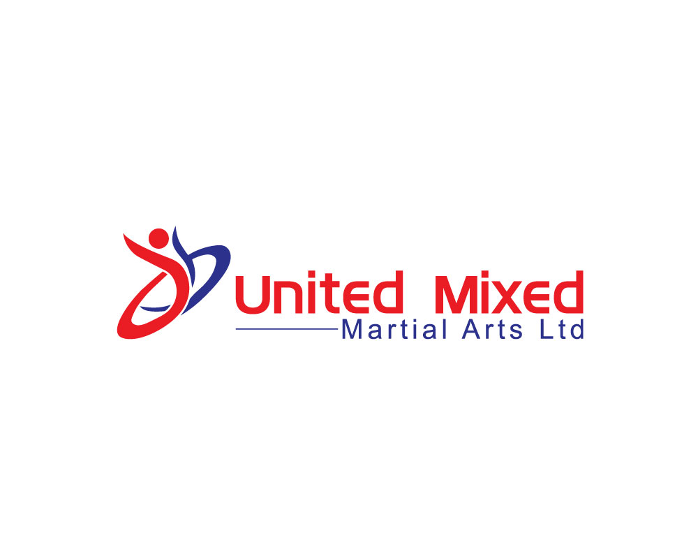 Logo Design by One Touch - Entry No. 24 in the Logo Design Contest Artistic Logo Design for United Mixed Martial Arts Ltd..
