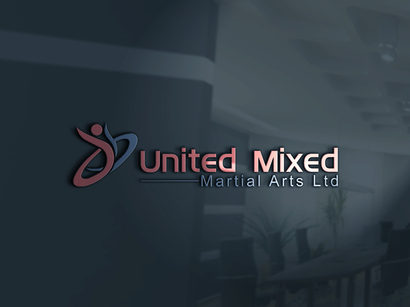 Logo Design by One Touch - Entry No. 26 in the Logo Design Contest Artistic Logo Design for United Mixed Martial Arts Ltd..
