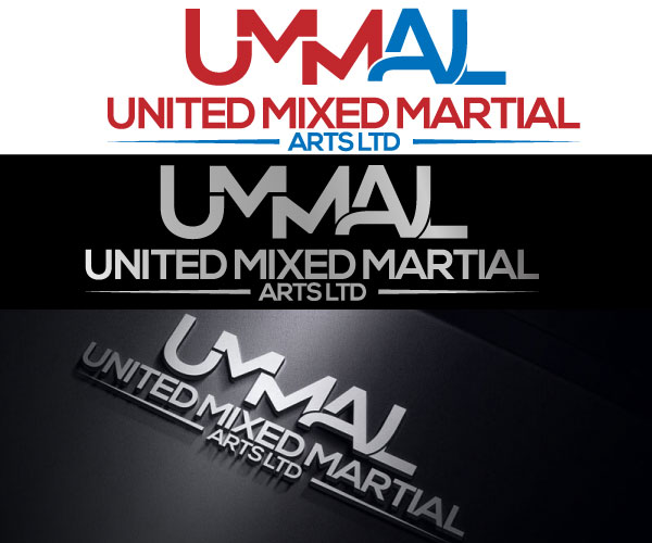 Logo Design by designboss - Entry No. 27 in the Logo Design Contest Artistic Logo Design for United Mixed Martial Arts Ltd..