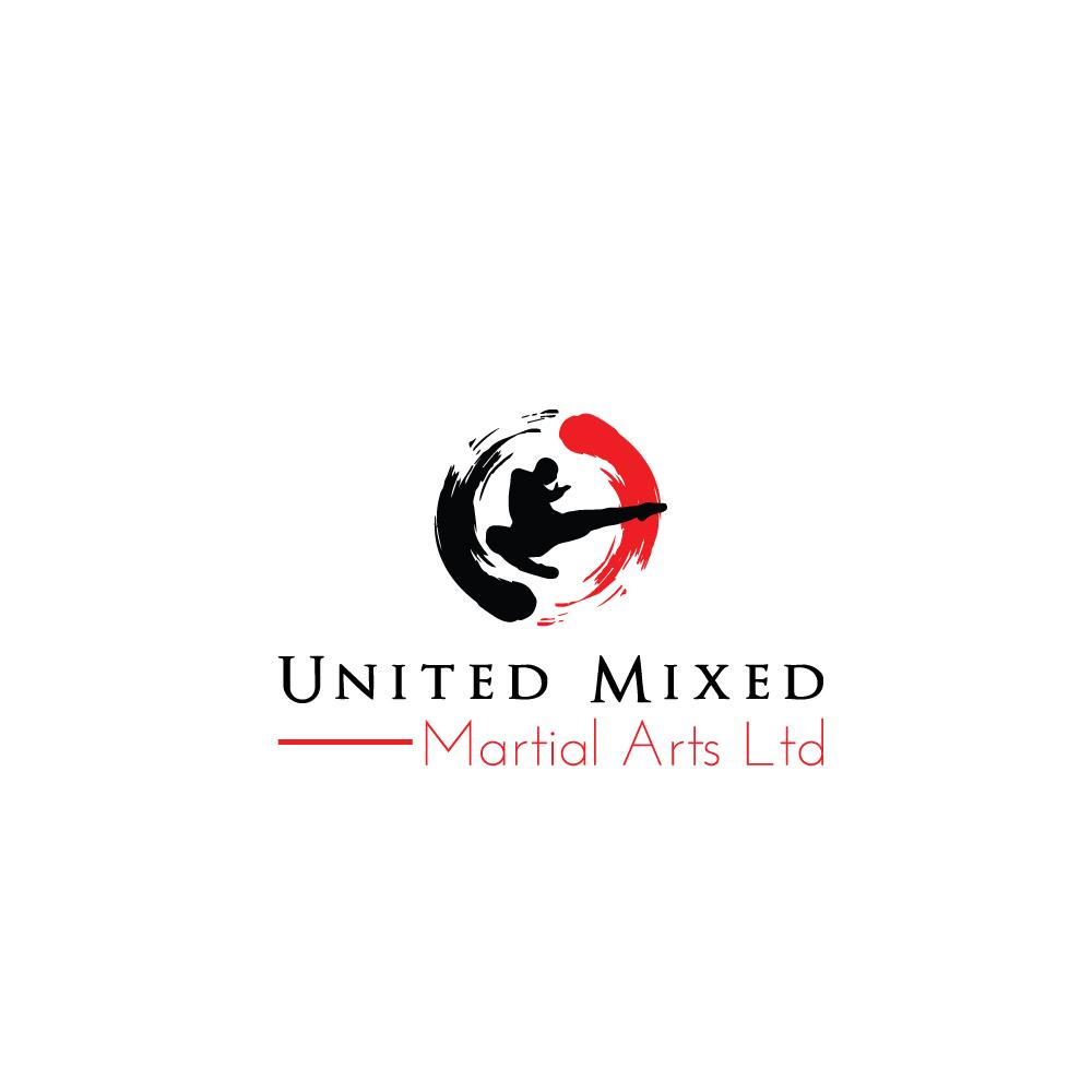 Logo Design by Imtaslim Taslima - Entry No. 28 in the Logo Design Contest Artistic Logo Design for United Mixed Martial Arts Ltd..