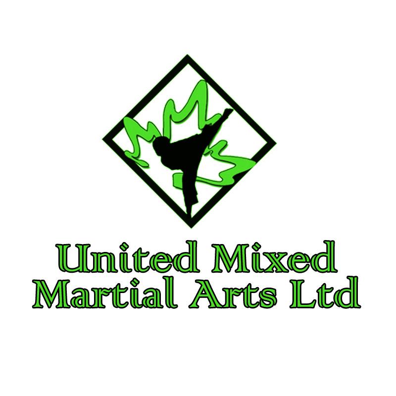 Logo Design by Sandip Kumar Pandey - Entry No. 36 in the Logo Design Contest Artistic Logo Design for United Mixed Martial Arts Ltd..