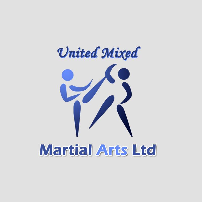 Logo Design by Sandip Kumar Pandey - Entry No. 39 in the Logo Design Contest Artistic Logo Design for United Mixed Martial Arts Ltd..