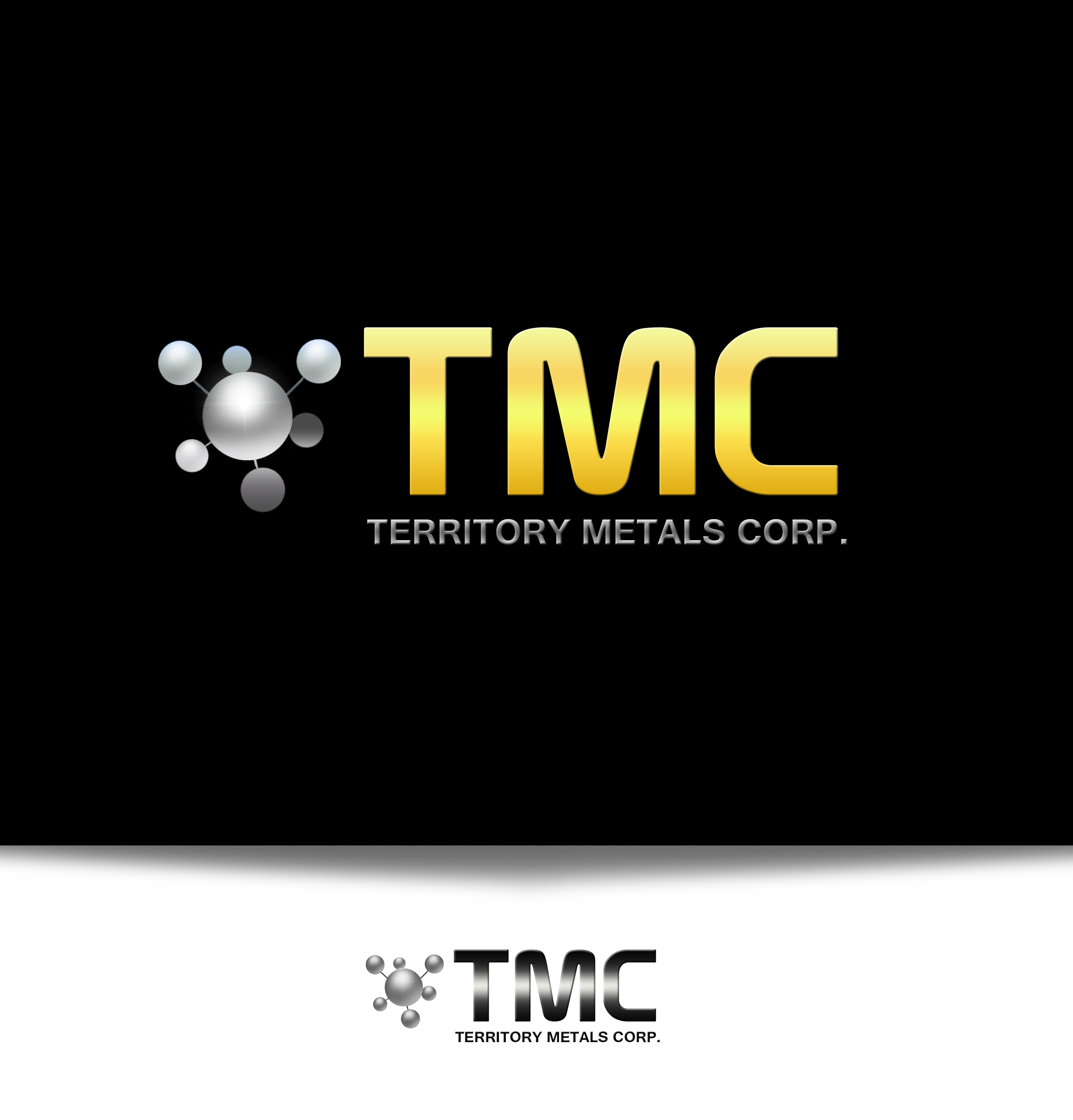 Logo Design by JSDESIGNGROUP - Entry No. 47 in the Logo Design Contest Unique Logo Design Wanted for Territory Metals Corp..