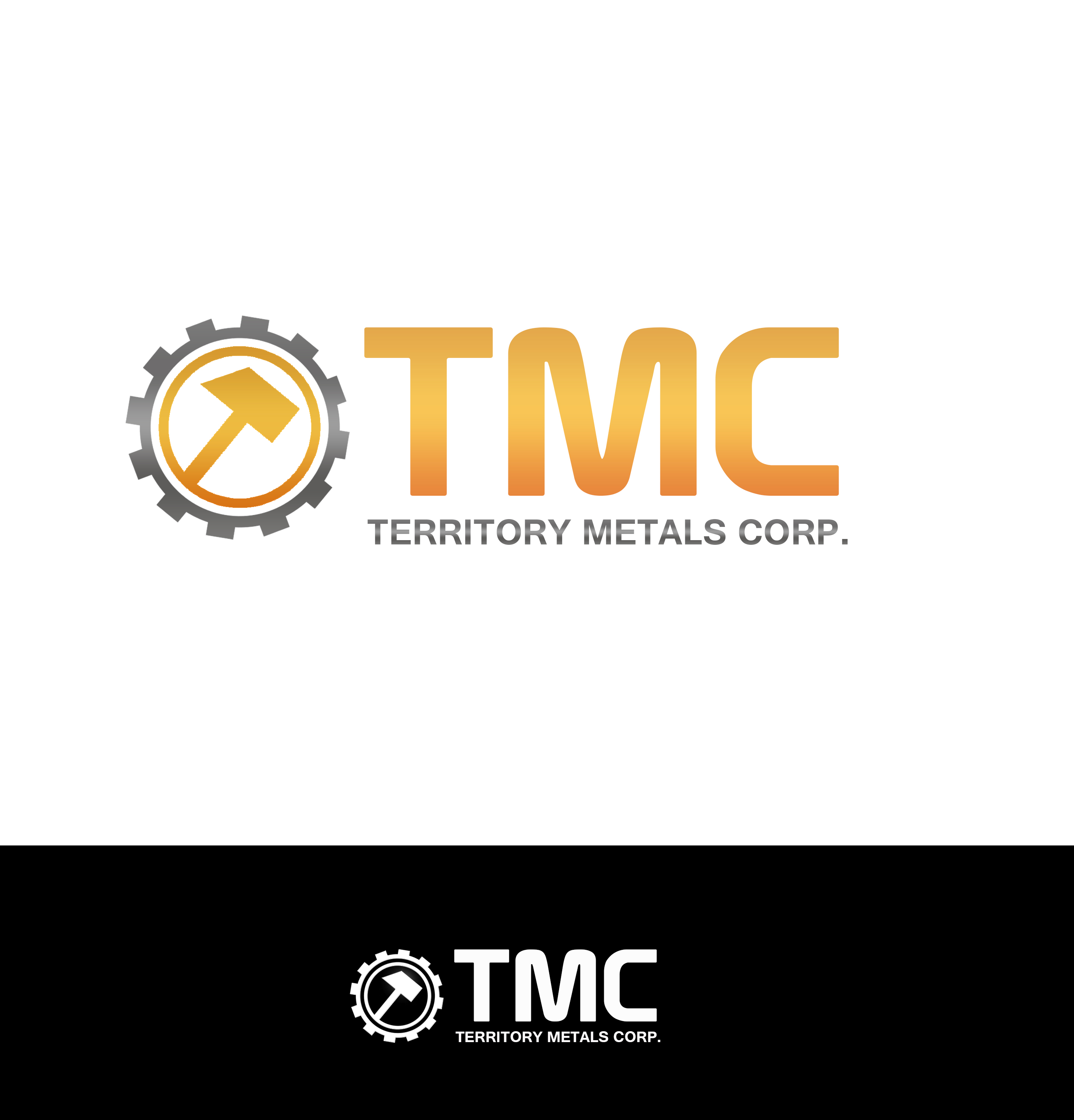 Logo Design by JSDESIGNGROUP - Entry No. 51 in the Logo Design Contest Unique Logo Design Wanted for Territory Metals Corp..