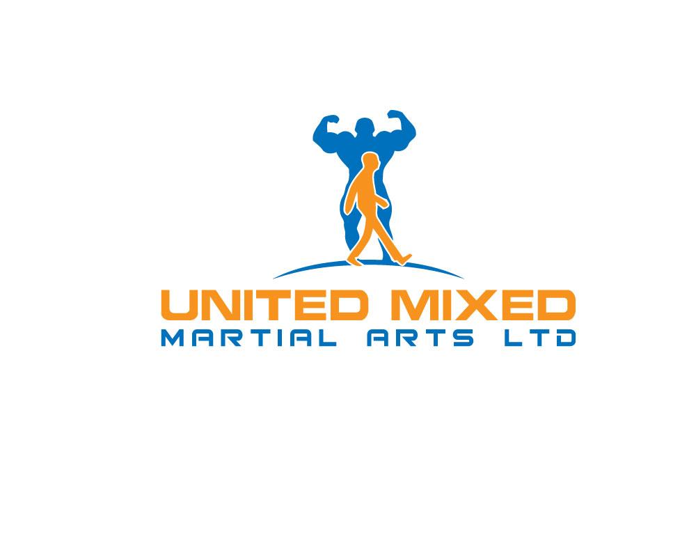 Logo Design by Mohammad azad Hossain - Entry No. 42 in the Logo Design Contest Artistic Logo Design for United Mixed Martial Arts Ltd..