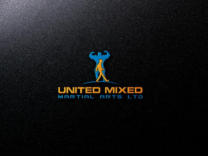 Logo Design by Mohammad azad Hossain - Entry No. 45 in the Logo Design Contest Artistic Logo Design for United Mixed Martial Arts Ltd..
