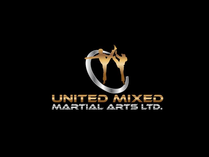 Logo Design by Private User - Entry No. 47 in the Logo Design Contest Artistic Logo Design for United Mixed Martial Arts Ltd..