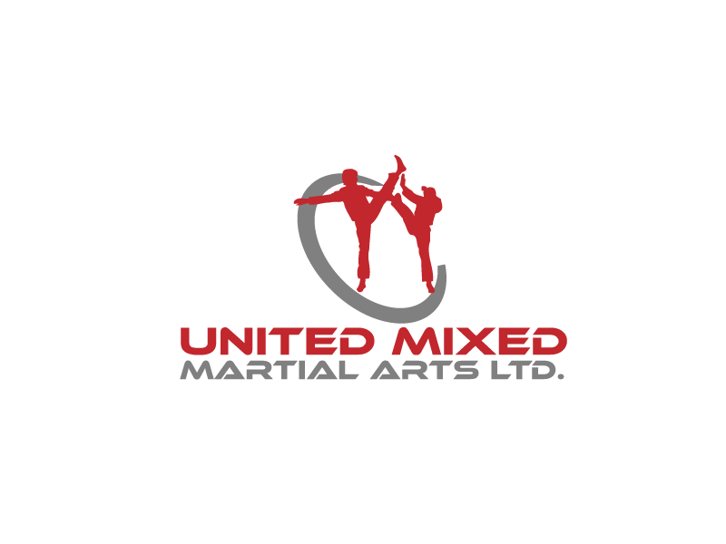Logo Design by Private User - Entry No. 48 in the Logo Design Contest Artistic Logo Design for United Mixed Martial Arts Ltd..