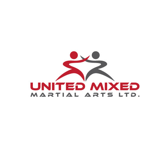 Logo Design by Maksud Rifat - Entry No. 52 in the Logo Design Contest Artistic Logo Design for United Mixed Martial Arts Ltd..