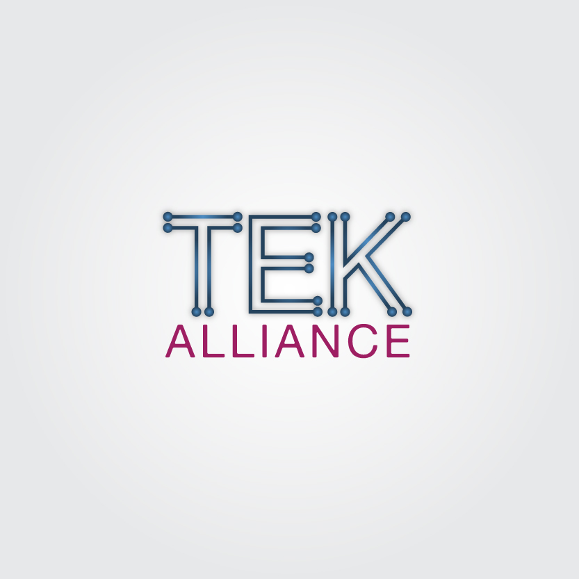Logo Design by Alpar David - Entry No. 41 in the Logo Design Contest TEK Alliance.