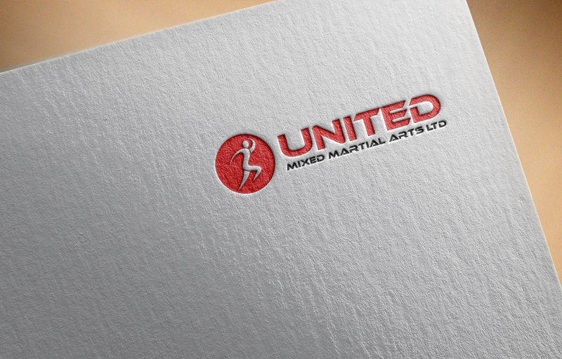 Logo Design by Mohammad azad Hossain - Entry No. 64 in the Logo Design Contest Artistic Logo Design for United Mixed Martial Arts Ltd..