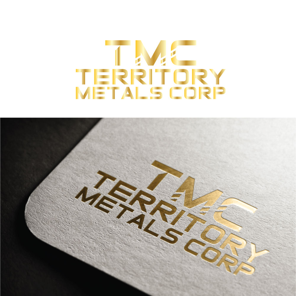 Logo Design by Creative Designs - Entry No. 80 in the Logo Design Contest Unique Logo Design Wanted for Territory Metals Corp..