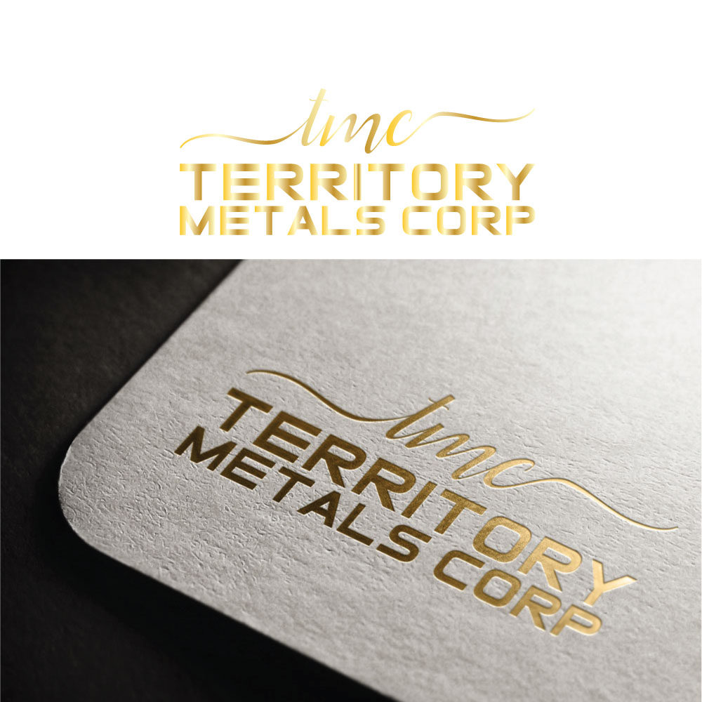 Logo Design by Creative Designs - Entry No. 81 in the Logo Design Contest Unique Logo Design Wanted for Territory Metals Corp..