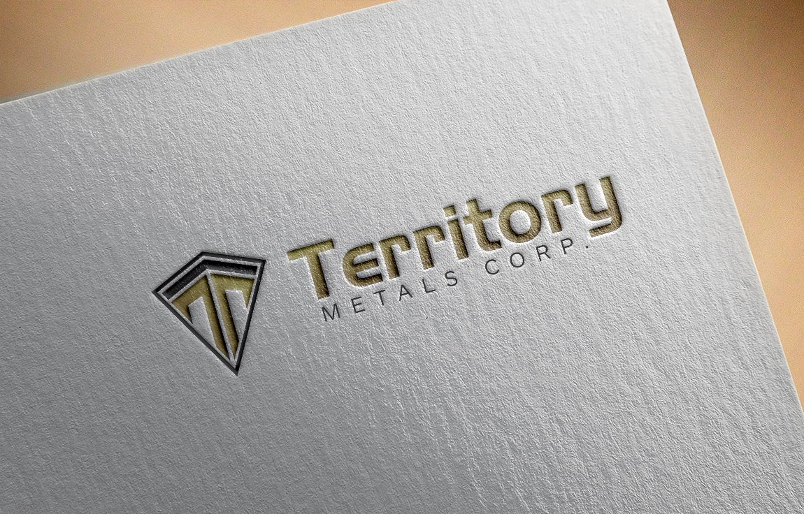 Logo Design by roc - Entry No. 90 in the Logo Design Contest Unique Logo Design Wanted for Territory Metals Corp..